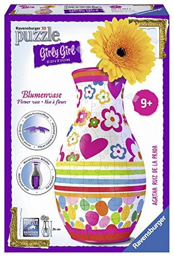 ravensburger-12057-girly-girls-edition-agatha-ruiz-de-la-prada-vase-of-flowers-216-pieces-3d-puzzle-