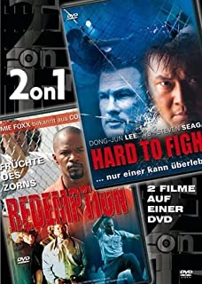 Redemption/Hard to Fight - 2 on 1 DVD-Box
