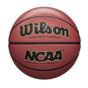 Wilson Basketball, Alle Oberflächen, Für Spieler ab 12 Jahren, NCAA Replica...