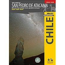 San Pedro de Atacama - Wanderkarte
