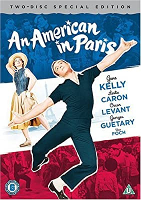 An American in Paris (Two-Disc Special Edition) (DVD) by Gene Kelly