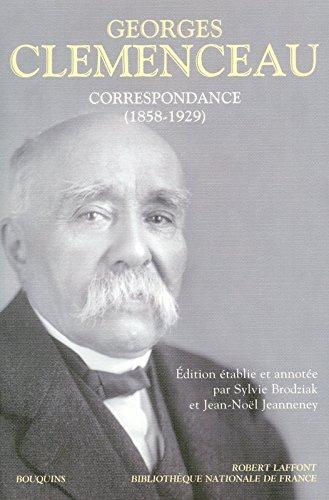 Correspondance (1858 - 1929)