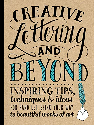 Creative Lettering and Beyond Cover Image