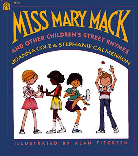 Miss Mary Mack por Joanna Cole