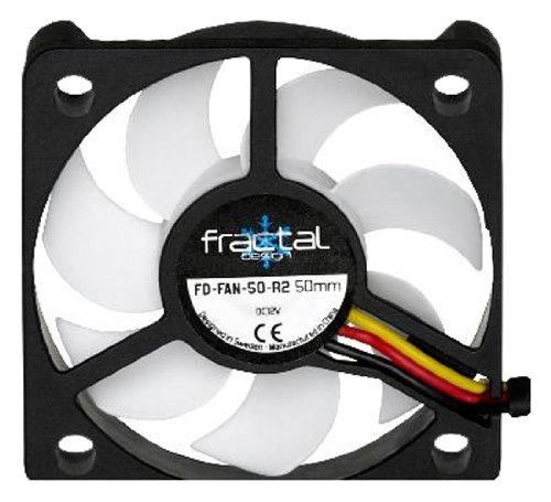 Fractal Design Silent R2 50mm - Ventilador de PC (Ventilador, Carcasa del...