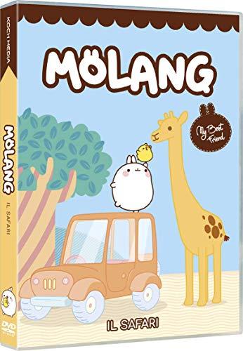 Molang - Il Safari E Altre Storie