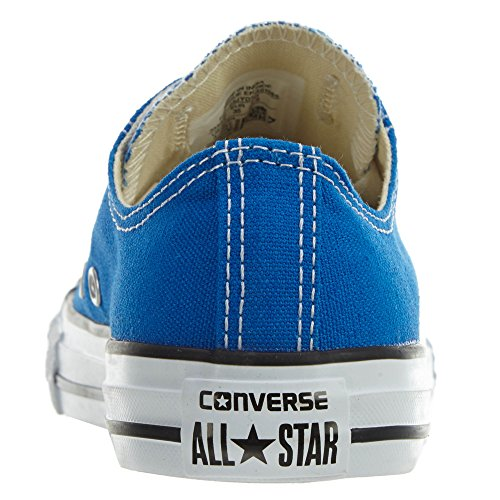 Converse Kids Chuck Taylor All Star Ox Canvas Trainers Blau