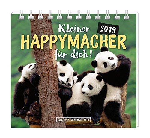 Kleine Happy-Macher für dich! 2019 - Mini-Kalender
