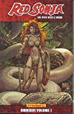 Red Sonja: She-Devil with a Sword Omnibus Volume 1 (Red Sonja Omnibus Tp)