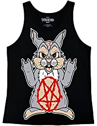 Twisted Thump Bunny UNISEX Tank Top Vest