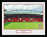 GB eye Liverpool FC Anfield Framed Photograph,8x6 inches