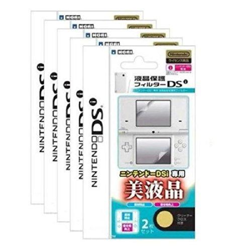 LUFA Games-Zubehör Durable Flexible LCD Display-Schutzhülle für Nintendo NDSi / Dnsi