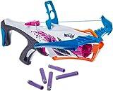 Hasbro Nerf Rebelle C0368EU4 - Focus Fire Crossbow, Spielzeugblaster