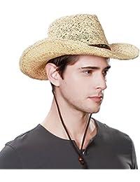 8c1bdc4f514b6 Amazon.es  sombreros para hombres - Sombreros cowboy   Sombreros y ...