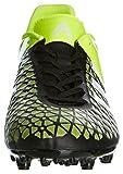 adidas Performance Ace 15.3 FG/AG, Herren Fußballschuhe, Schwarz (Core Black/Ftwr White/Solar Yellow), 44 2/3 EU (10 Herren UK) -