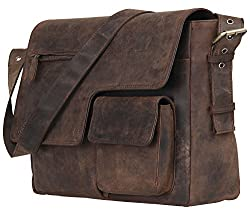 Leaderachi Leather 30Liters Muskat Messenger Bag
