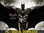 Batman: Arkham Knight brings the award-winning Arkham trilogy from Rocksteady Studios to its epic conclusion. Developed exclusively for New-Gen platforms, Batman: Arkham Knight introduces Rocksteady's uniquely designed version of the Batmobile.