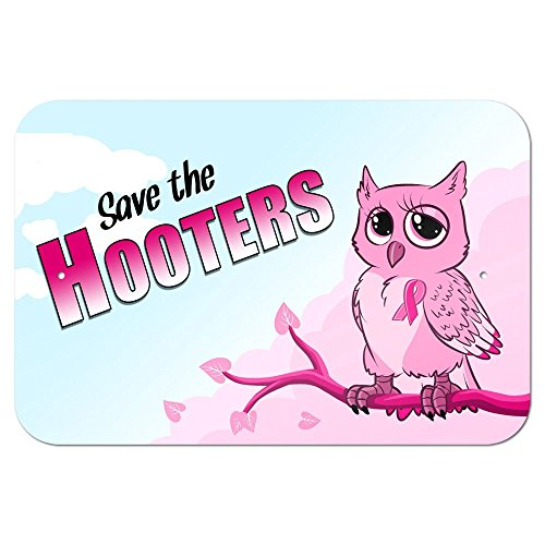 graphics-and-more-229-x-152-cm-save-the-hooters-eule-brustkrebs-bewusstsein-pink-ribbon-metall-schil