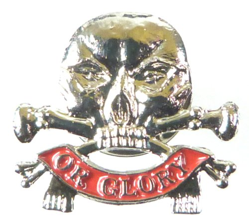 QRL Queens Royal Lancers Lapel Pin Badge (R)