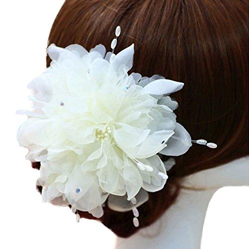 Miracle ® glamour ivoires, en mousse pour fleurs en dentelle dentelle et perles bijoux pour la mariée mariage jugendweihe