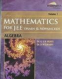 Mathematics For JEE (Main & Advanced) Algebra, Vol1 - Dr U M Swamy