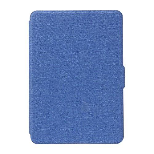 Runrain Funda Protectora de Tela Amazon Kindle Paperwhite 1/2/3 de 15,24 cm