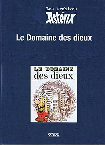 Les Archives Astérix : Le Domaine des