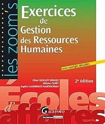 Zoom's Exercices de gestion des ressources humaines