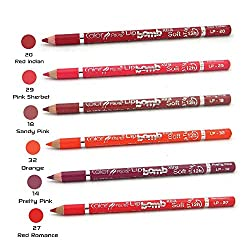 Color Fever Lip Liner Budget Pack