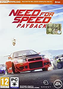 Need for Speed Payback - PC (Codice digitale nella confezione)