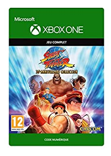 Street Fighter 30th Anniversary Collection | Xbox One - Code jeu à télécharger (B07C68V37G) | Amazon Products