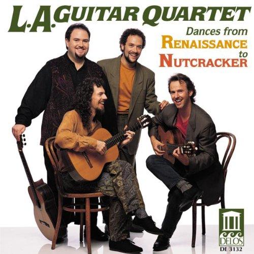Dances from Renaissance to Nutcracker