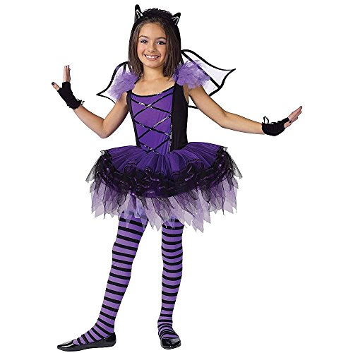 Batarina Fledermaus Bat Girl Mädchen Kinder Fasching Karneval Kostüm Costume (98/104) (Halloween De Monster Costume High)