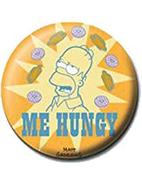 Button Badge The Simpsons | 1584