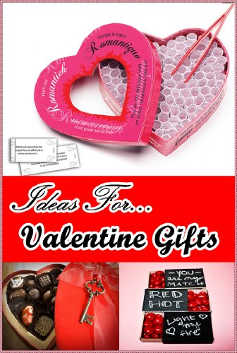 Ideas for Valentine Gifts (Cute Valentine Gifts) (English Edition)