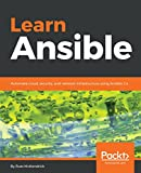 #8: Learn Ansible: Automate cloud, security, and network infrastructure using Ansible 2.x