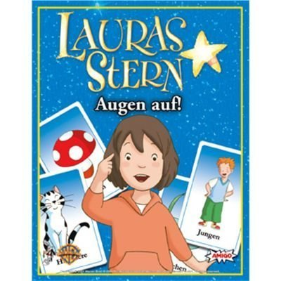Lauras Stern 8970 -  Laura, Augen auf!