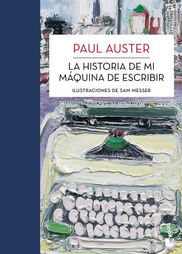 La historia de mi máquina de escribir de [Auster, Paul]