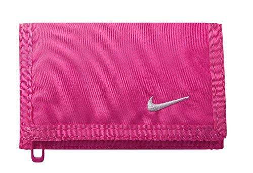 Nike Portafogli Strappo Basic Wallet Fuxia Portamonete Portacarte
