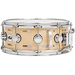 "DW Collector´s Satin Oil 14"" x 6"" Acoustic EQ · Snare drum"