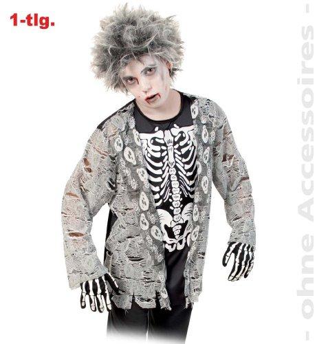 FASCHING 10051 Kinder-Kostüm Zombie Junge 1tlg. Halloween NEU/OVP: Größe: ()