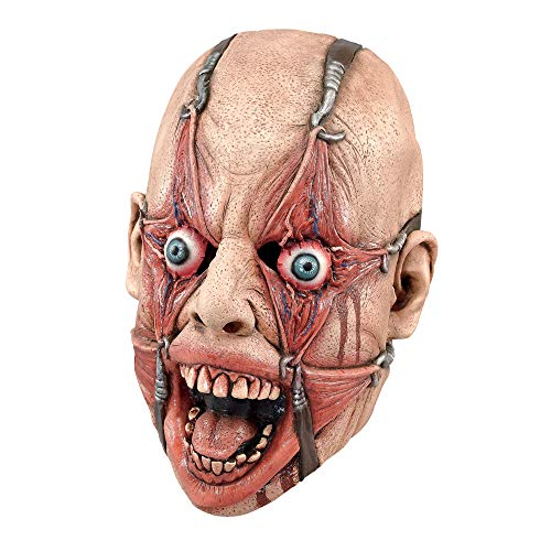 Bristol Novelty BM279 Hamulus Fear Mask, One Size