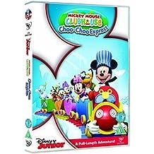 MMCH Mickey's Choo Choo DVD