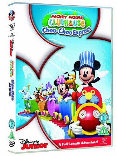 Mickey's Choo Choo