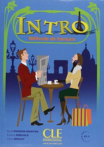 Intro - Niveau A1 - Livre de l'élève + CD audio par Sylvie Poisson-Quinton