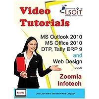 LSOIT MS Outlook 2010 + Combo Pack 1 Video Tutorials (DVD)