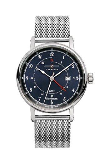 Zeppelin 7546M 3North Star Men's Watch GMT