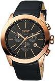 Esprit Collection Herren-Armbanduhr Belos Chronograph Quarz Edelstahl