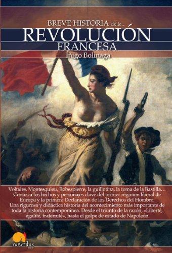 Breve historia de la Revolución Francesa por Íñigo Bolinaga
