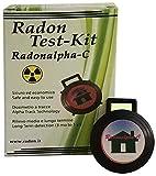 Kit per la misura domestica del Gas radon